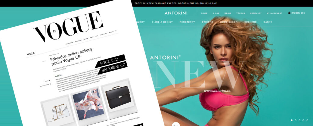 ANTORINI VOGUE